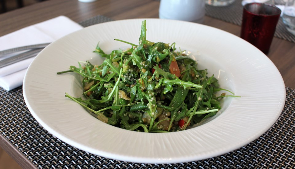 Quinoa, Green Vegetable & Wild Rocket Salad .jpg
