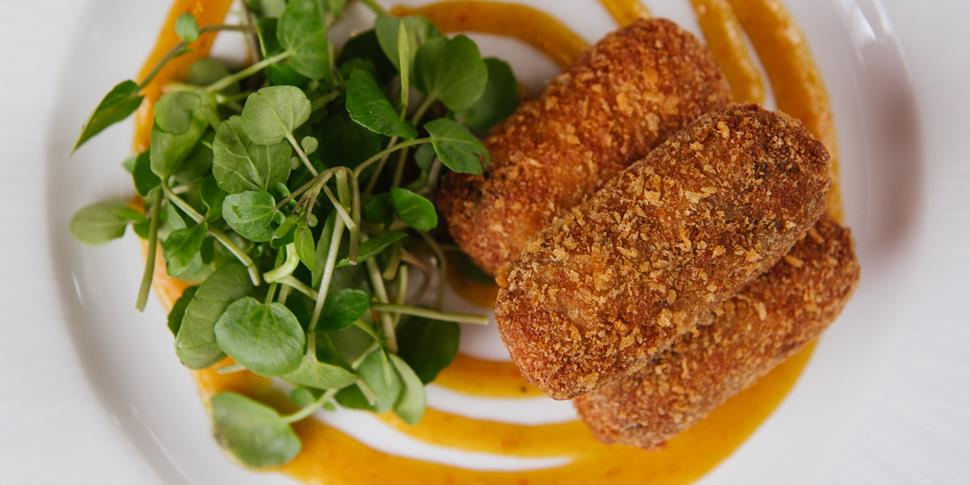 Hilton Garden Inn Garden Grille - Black pudding and apple croquettes (7).jpg