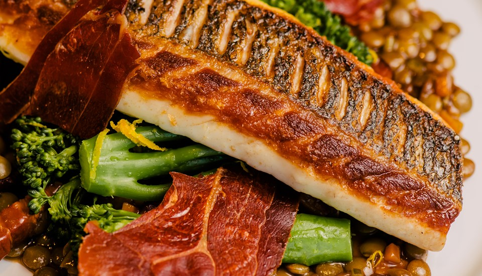 Sea bass with braised lentils.jpg