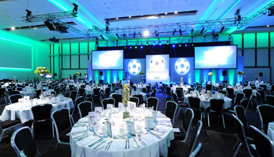 Football awards Emirates Old Trafford.jpg