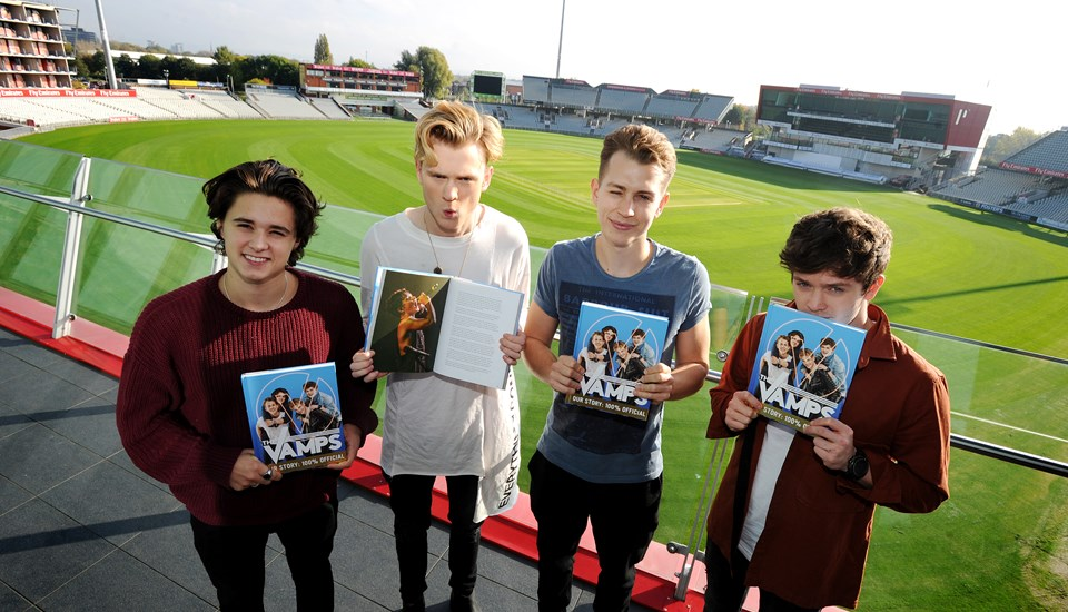 The Vamps at Emirates Old Trafford.JPG