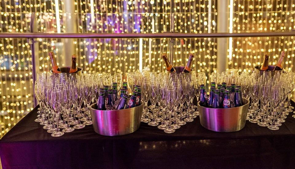2018 Private Christmas Party at Emirates Old Trafford, Arrival Drinks.jpg