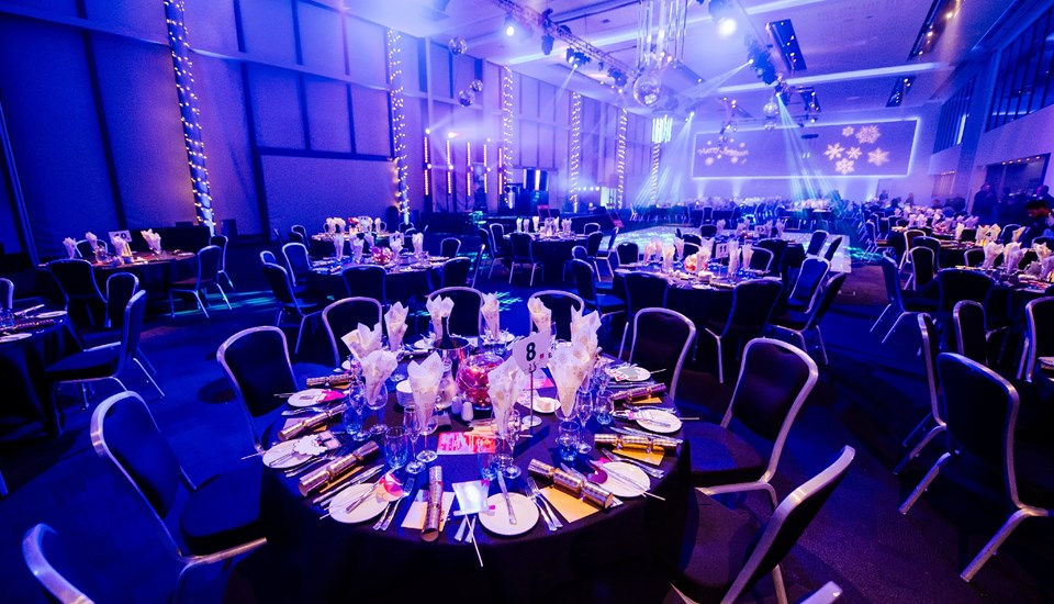 Emirates Old Trafford Works Finished Christmas Party 2018, The Point.jpg